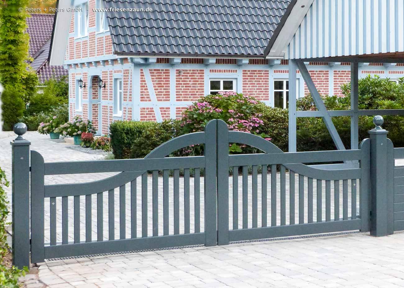 Gartentore Holztore mit 25 Jahren Garantie Made in Germany