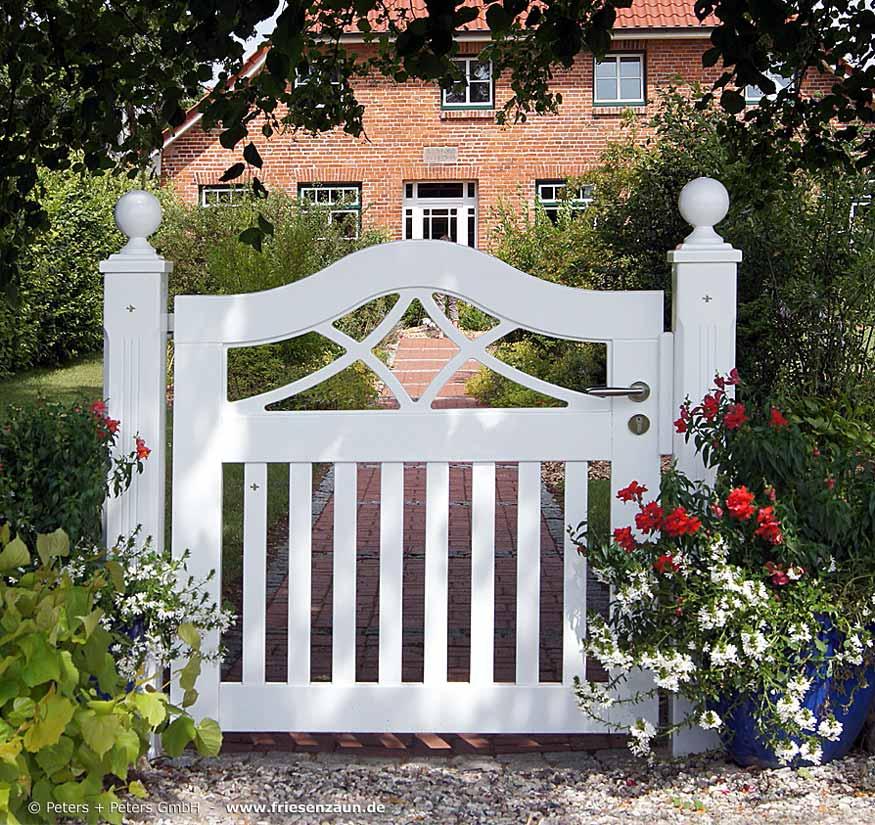 Gartentore + Holztore mit 25 Jahren Garantie - Made in Germany